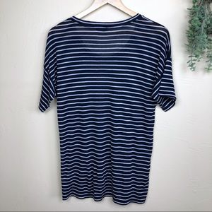 J. Crew Tops - J Crew Collection | Cashmere Blend Striped Tee